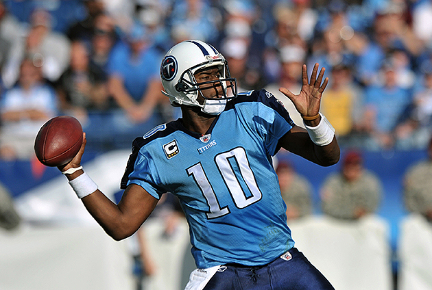 Vince Young apologized to Jeff Fisher (USA Today Sports Images)