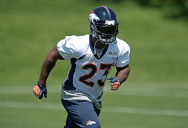 Broncos released Willis McGahee on Thursday (USA Today Sports Images)