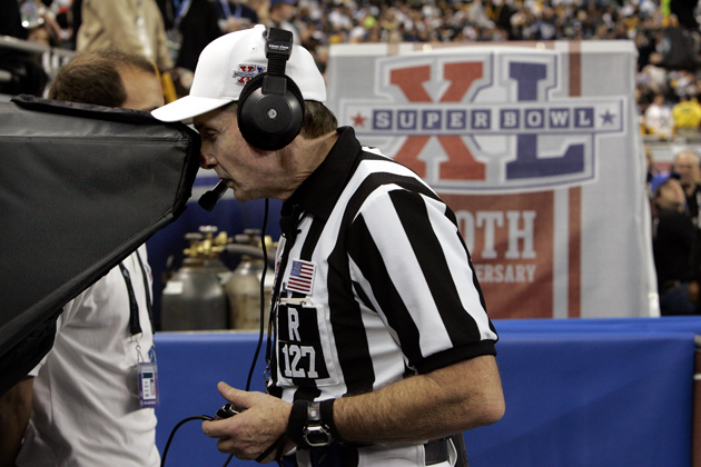 No matter how many times you watch it, Super Bowl XL fails to make sense. (AP)