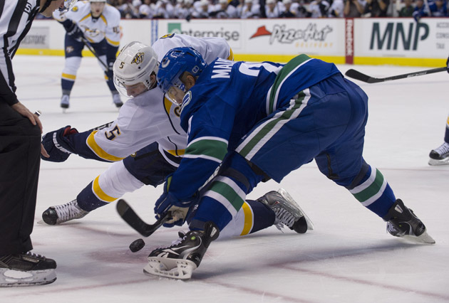 The influence of the Canucks and Manny Malhotra on the NHL's defensive strategies