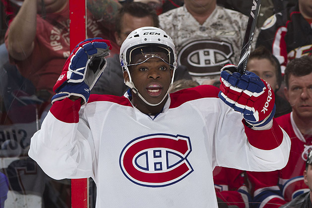 P.K. Subban signs 2-year deal with Canadiens, forgoing long-term contract demands
