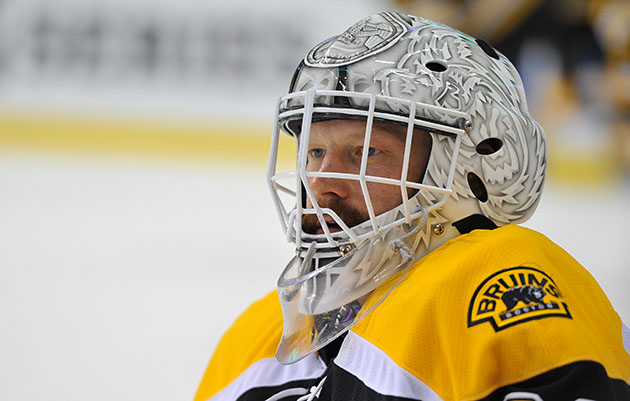 Tim Thomas returns to the NHL, in the form of a tryout with the Florida Panthers