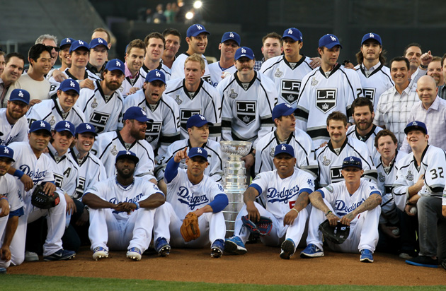 No LA Kings, Anaheim Ducks alumni game for Dodger Stadium outdoor classic
