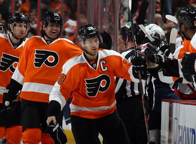 Fantasy Hockey: Flyers finally rewarding patient poolies