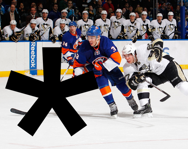 Pittsburgh Penguins (1) vs. New York Islanders (8): Puck Daddy's NHL 2013 Stanley Cup Playoff Preview
