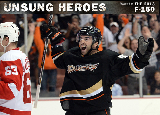 Unsung Hero: Kyle Palmieri makes the most of his time for Anaheim Ducks