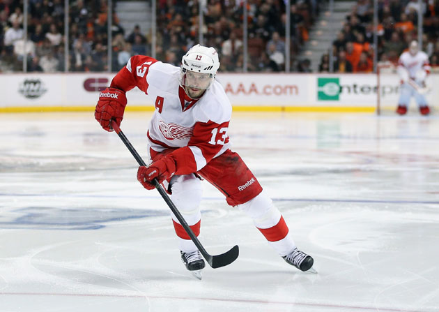 Pavel Datsyuk may not be naturally gifted, but he works hard, says Glenn Healy (Video)