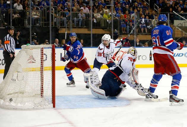 Rangers force Game 7 thanks to Brassard's goal, Lundqvist's shutout (Video)