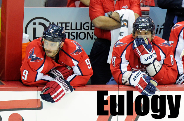 Eulogy: Remembering the 2012-13 Washington Capitals