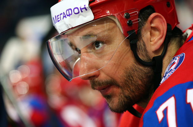 Ilya Kovalchuk could return to the NHL after his 35th birthday