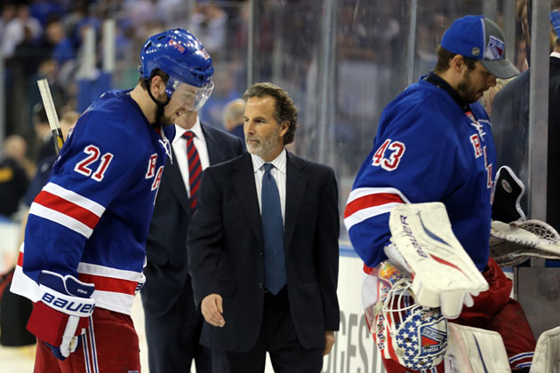 Rangers GM Sather on Tortorella firing: 'Every coach has a shelf life'