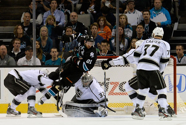Sharks, Kings dive into embellishment accusations, because it's the thing to do now