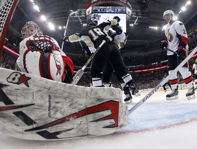 Penguins blow out Senators again, advance to Eastern Conference finals