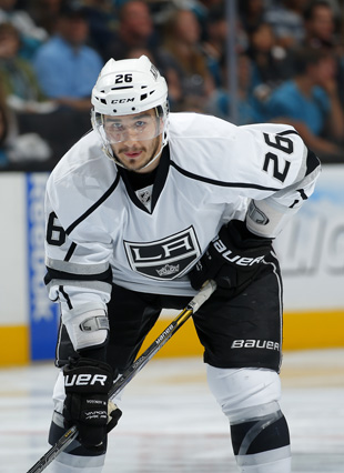 Slava Voynov, LA Kings agree on six-year contract extension