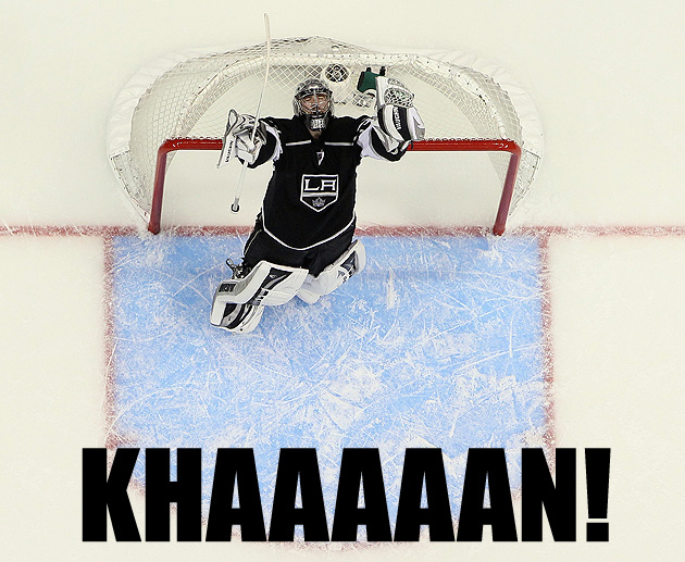 Why Jonathan Quick is the best player in the Stanley Cup Playoffs