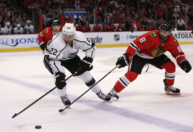 Kings need to get nastier in Game 2 in order to achieve road split with Blackhawks