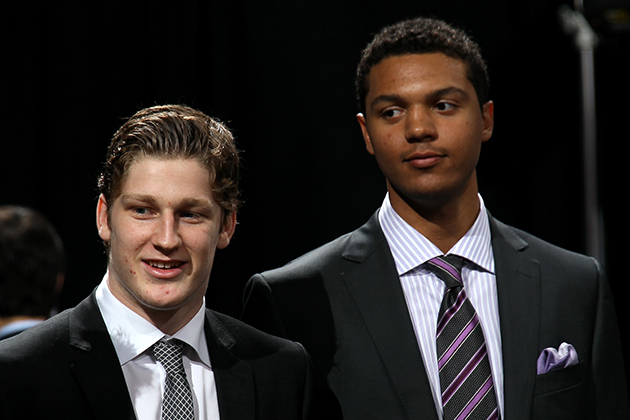 Seth Jones visits Nathan MacKinnon's Avalanche, thirsty for vengeance, probably