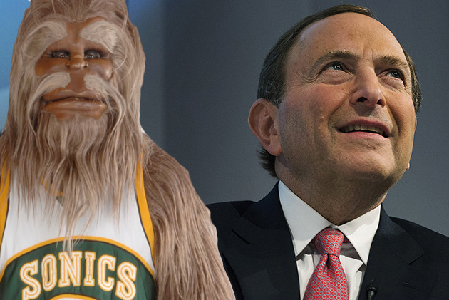NHL Expansion Update From Gary Bettman: We're Listening