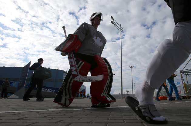 Sochi: Olympic Odds - Canada Front-runner For Gold, Ovechkin Front-runner For Goals