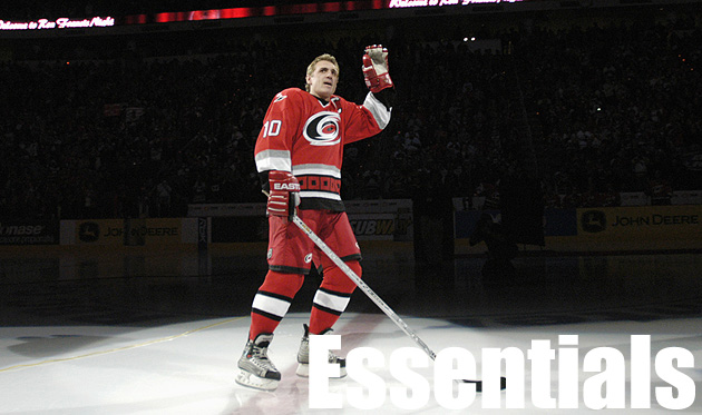 The Essentials: Carolina Hurricanes Edition