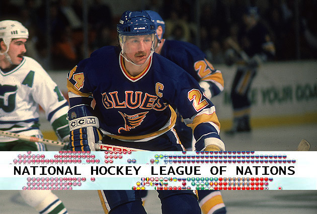 St. Louis Blues, National Hockey League of Nations