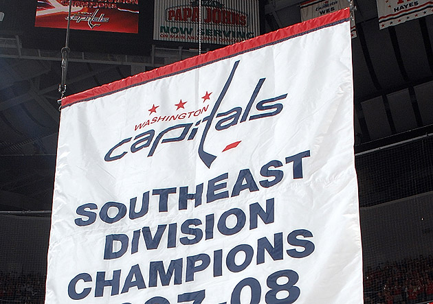 Beasts of the 'Least': Washington Capitals claim final Southeast Division championship