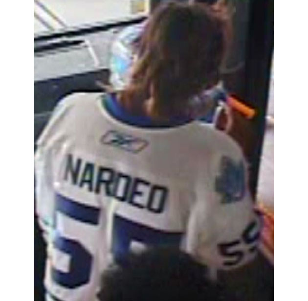 Ultimate Jersey Foul: Getting arrested wearing your personalized Maple Leafs sweater
