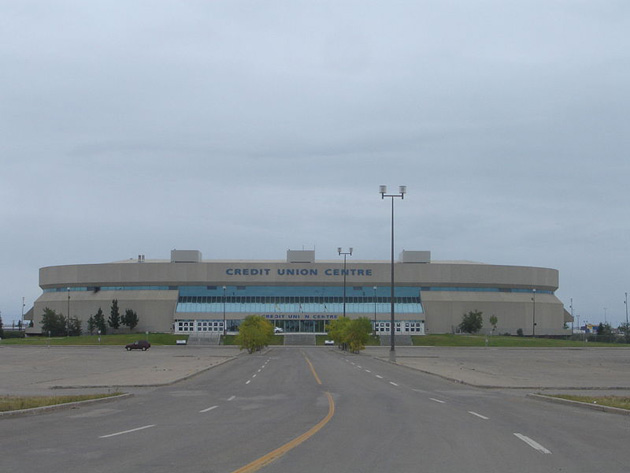 Credit Union Centre, Saskatoon