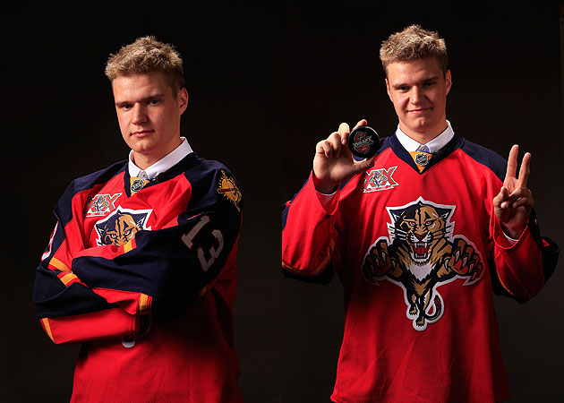The 10 most awkward 2013 NHL Draft rookie photographs