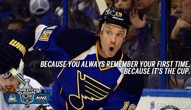 Eulogy: Remembering the 2012-13 St. Louis Blues
