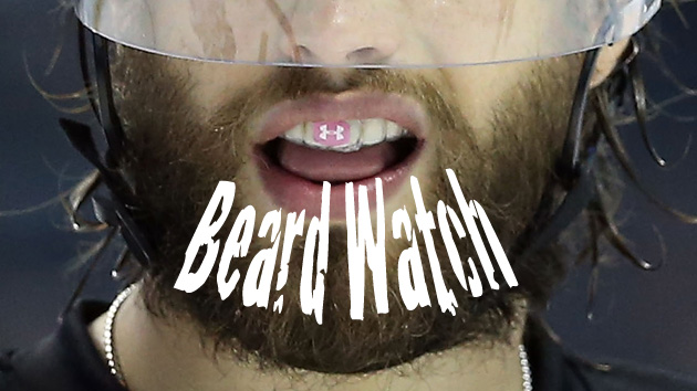 Stanley Cup Beard Watch: NHL's star players and their playoff scruff