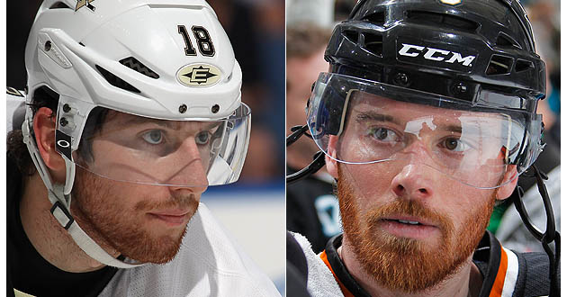 NHL Playoff Beard Watch: Puck Daddy's guide to 2012 Stanley Cup scruff