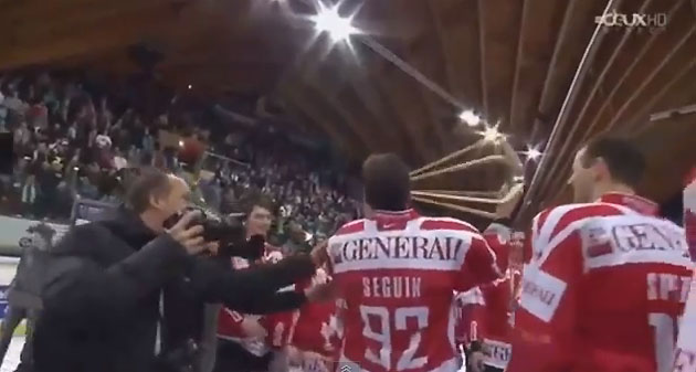 Watch Tyler Seguin conquer Switzerland during NHL lockout with 26 goals (VIDEO)