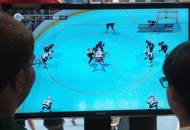 The return of 'NHL 94': How EA Sports improved on a hockey classic