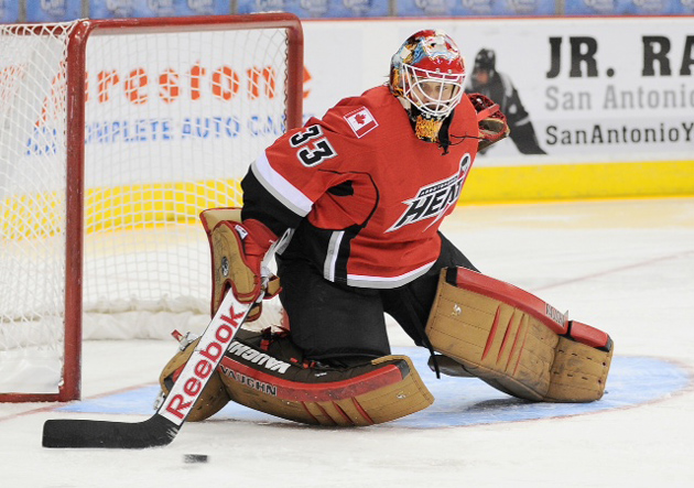 Barry Brust breaks 55-year AHL record for shutout goaltending