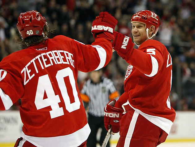 Retiring Nicklas Lidstrom wants Henrik Zetterberg, Niklas Kronwall as Red Wings captain candidates