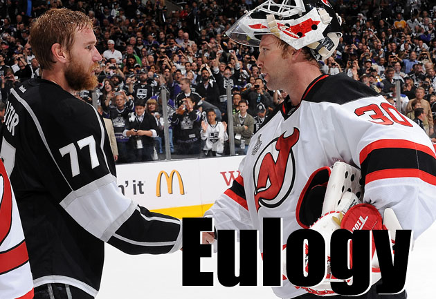 Eulogy: Remembering the 2011-12 New Jersey Devils