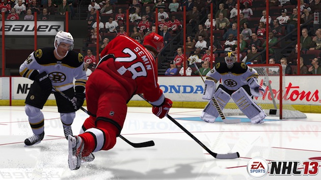 NHL 13′s GM Connected mode to take your dynasty worldwide