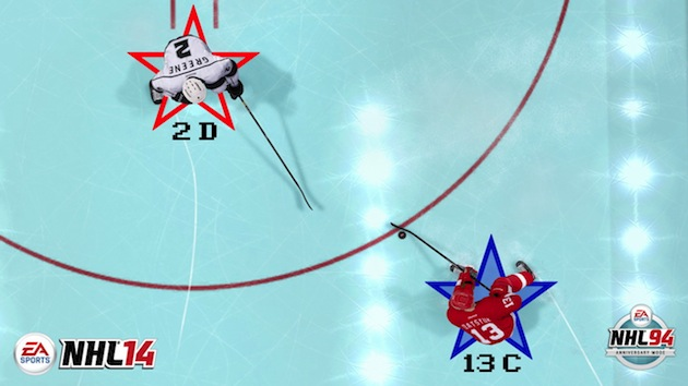 Modernized version of 'NHL 94′ to appear in upcoming 'NHL 14′ video game