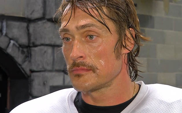 NHL lockout, if you cost us Teemu Selanne there'll be hell to pay