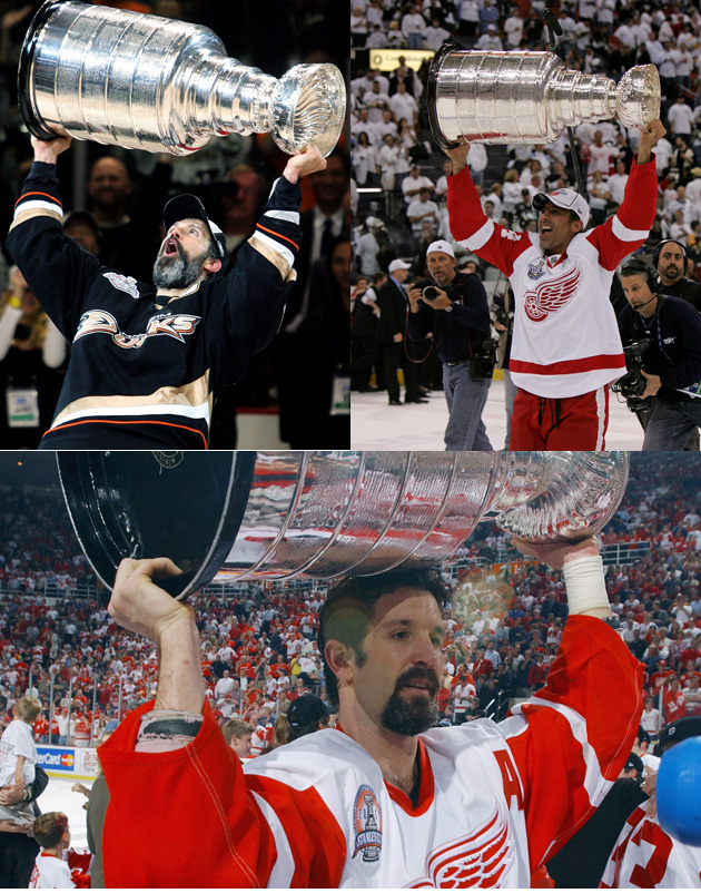 Chelios, Niedermayer, Shanahan elected to Hockey Hall of Fame; Shero finally gets call