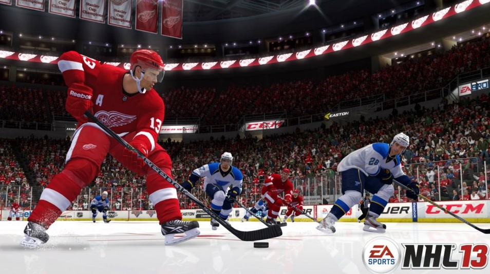 NHL 13 player and team ratings: Western Conference
