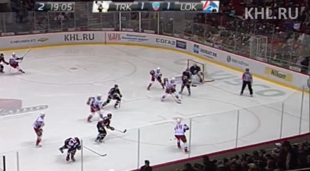 KHL suspends referees, demotes linesmen after blown call on Lokomotiv goal (VIDEO)