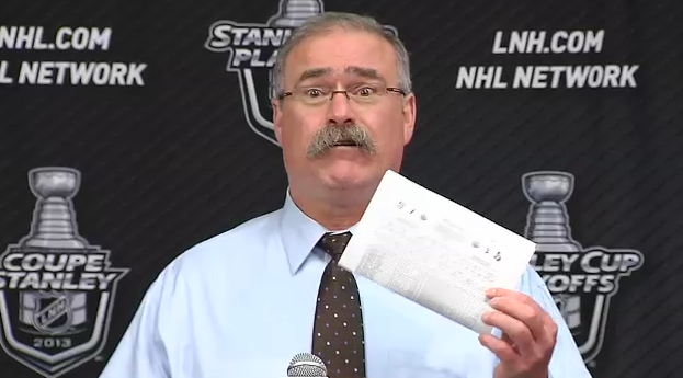 Paul MacLean's 13-second press conference: 'We're going to Pittsburgh and we're coming to play' (Video)
