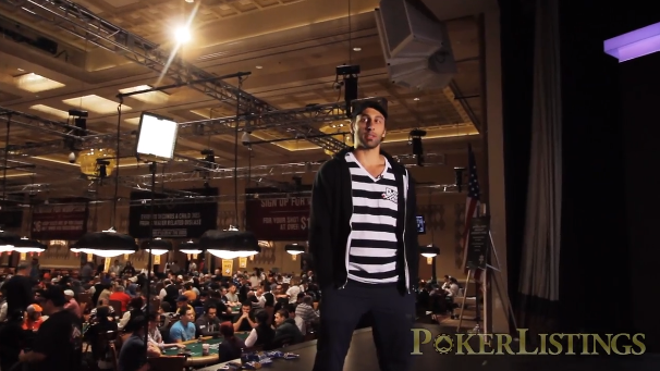 Roberto Luongo busts out of 2013 World Series of Poker