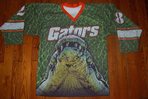 ECHL Louisiana Ice Gators prototype