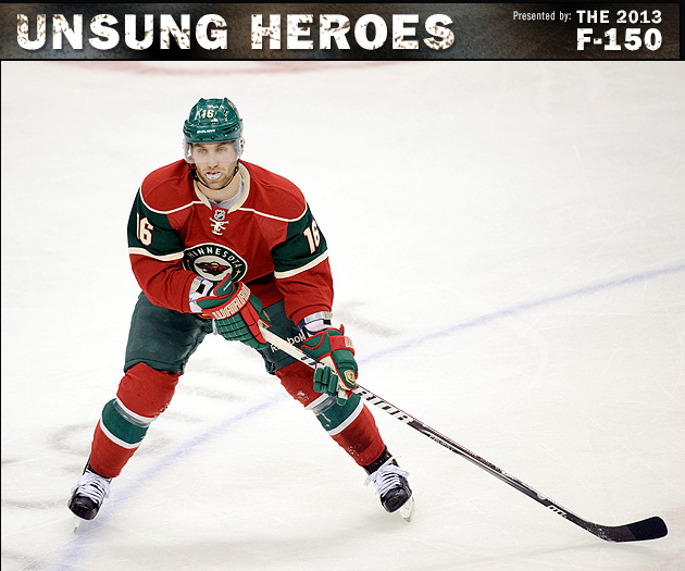 Unsung Hero: Jason Zucker makes difference for Minnesota Wild