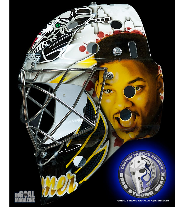 In Goal Mag/Head Strong Grafx