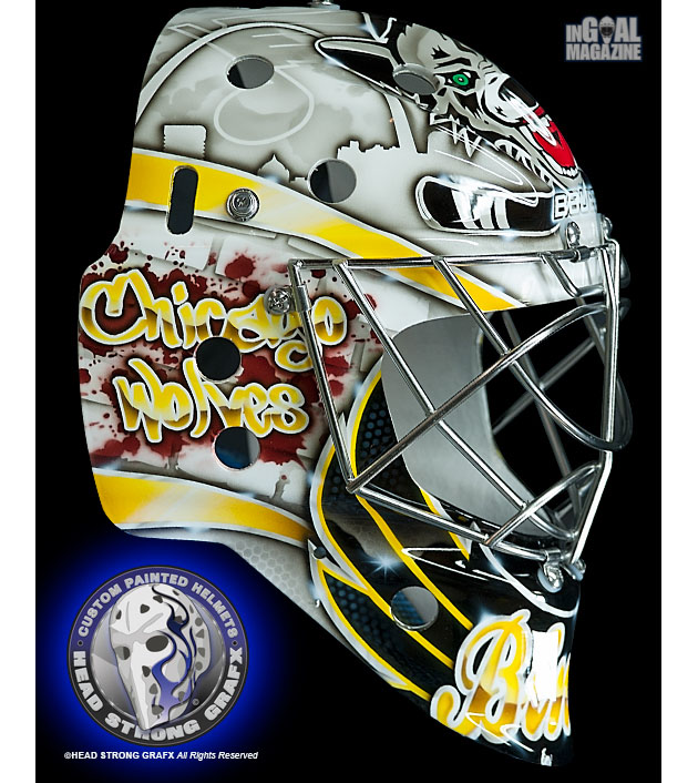 In Goal Mag / HeadS trong Grafx
