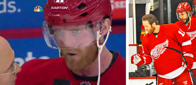 Stanley Cup Beard Watch: The Ginger Beard Edition